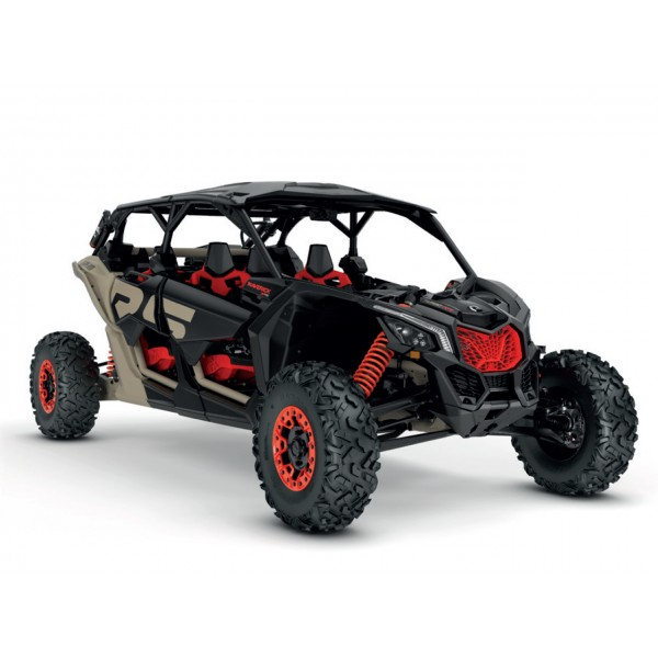 CAN AM MAVERICK MAX X rs TURBO RR