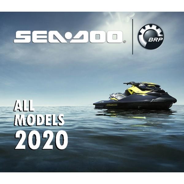 ΟΛΑ ΤΑ ΜΟΝΤΕΛΑ SEA DOO 2020