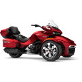 CAN AM SPYDER F3 LIMITED STANDARD SPECIFICATIONS