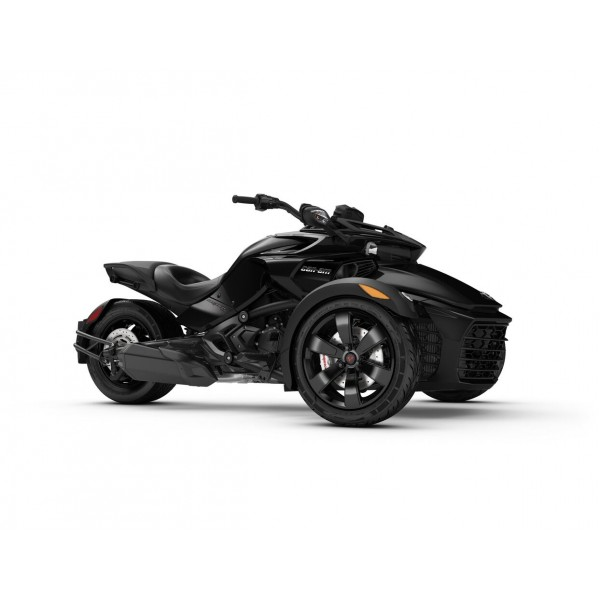 CAN AM SPYDER F3 STANDARD SPECIFICATIONS